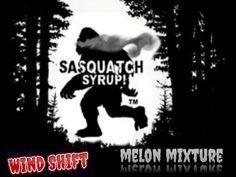 Wind Shift - Melon Mixture - SASQUATCH SYRUP.COM