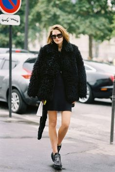 Paris Fashion Week SS 2014....Catherine