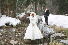 Sundance weddings | Sundance Winter Wonderland Wedding | Utah Photographer | Nick Sokoloff
