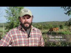 #OrganicValley #farmer Tyler Webb talks about Renewable Energy on his Vermont Dairy Farm.