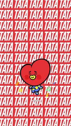 BTS TATA WALLPAPER KIMTAEHYUNG V BT21
