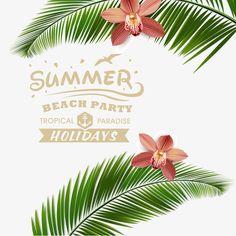 Great beach vacation poster,Great WordArt,Summer background png free download,WordArt summer vector