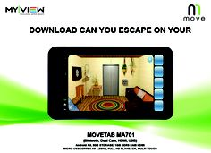 Can you escape. Download now on your MOVETABLETS!