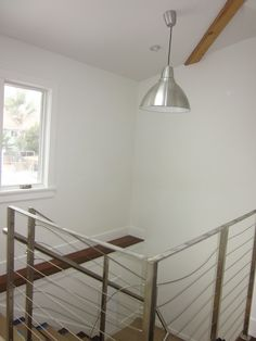 The House of Bamboo and Avocados: another cable railing idea.