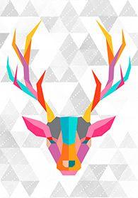 Poster Cervo na internet Poster S, Arte Pop, Cute Wallpapers, Decoration, Iphone Wallpaper, Pop Art, Art Drawings, Illustration Art, Scrapbook
