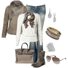 """""""Warm and Fuzzy!"""" by susanapereira on Polyvore"""