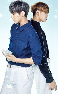 Hoshi & Woozi - CLEAN Perfume