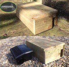 Rat bait box #rats #pestcontrol Control Issues, Pest Control, Bait, Yorkshire, Bespoke, Commercial, Taylormade, Bed Bugs Treatment, Yorkshire Terrier Puppies