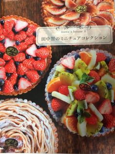 Nunu's House Book 2 (Japanese miniature food book)