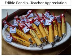 These would be cute for our preschool teachers.
