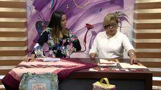 Mulher.com 16/06/2015 Ana Cosentino - Bloco log cagin patchwork Parte 1/2