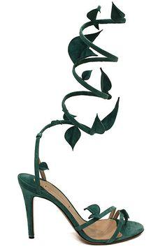 Nicholas Kirkwood for Victoria's Secret Angels in Bloom