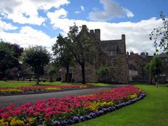 Mary Queen of Scots' House, Jedburgh, Scotland