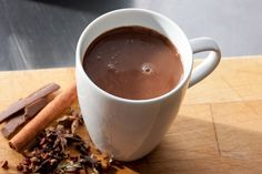 Five-Spice Hot Chocolate