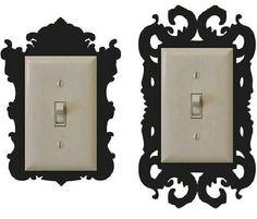 Switch lights decor