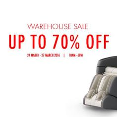 Ogawa Warehouse Sale Up to 70% Off 24 to 27 Mar 2016 - Why Not Deals