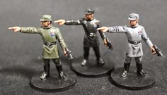 Vomkrieg: Imperial Assault - Fully armed and operational (and painted)