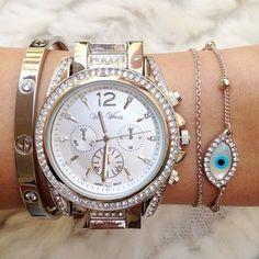 evil eye watch- Evil eye jewelry bracelets…
