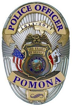 Pomona PD Calif