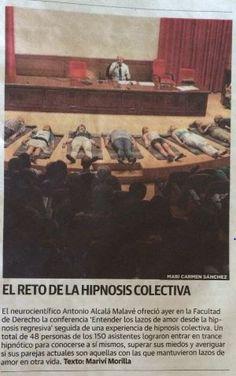 """Yoga Sala Málaga: Hoy en el diario Sur de Málaga """"Entender los Lazos..."""