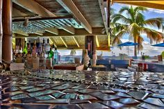 Iggy's @ Bolongo Bay! Can't wait to have a drink here!