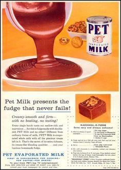 Marshmal-O-Fudge | Hey, My Mom Used to Make That