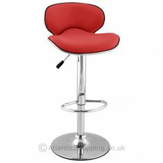 Our Duo Bar Stool Red is sure to catch the eye.