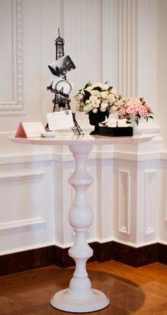 Festa 15 anos Inspirada na Chanel em Paris | Monta Encanta