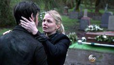 "Killian Jones and Emma Swan - 5 * 21 ""Last Rites"" #CaptainSwan"