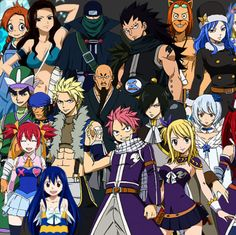 You Joined Fairy Tail.. What will be your Power?