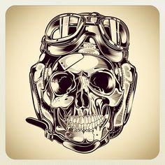 Skull Rider...