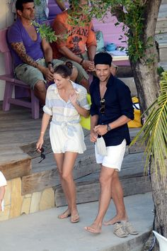 Olivia Palermo Photo - Olivia Palermo and Johannes Huebl on Vacation