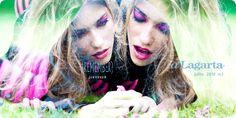 aLagarta - Edição N. 01 - Julho 2010 - Quem Sou Eu, Quem Somos Nós - Who Are You - Entrevista Paula Marchesini - Chuva de Folhas  #emag #magazine #magazine #cover #fashion #photography #fotografia #capas #revista