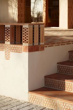 Tuscan design – Mediterranean Home Decor Detail Architecture, Brick Architecture, Interior Architecture, Exterior Design, Interior And Exterior, Patio Design, Mediterranean Home Decor, Brick Patterns, Brick And Stone