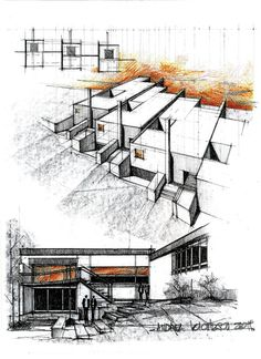 Architecture Class Compilation on Behance