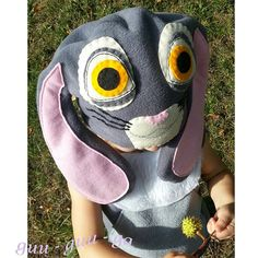 Hey, I found this really awesome Etsy listing at https://www.etsy.com/es/listing/162068676/sophie-the-first-bunny-costume-grey-for