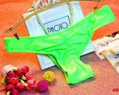 V Shape Sexy Women Thong Bikini Biquines Brasileiros Biquini Panicat Moda De Praia Brazilian Bikini Bottom