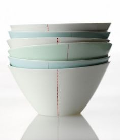 bowls from huset shop | via life as a moodboard blog