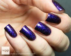 Ninja Polish Swatches and Review: Including New Soon-to-be-Released Shades : work / play / polish