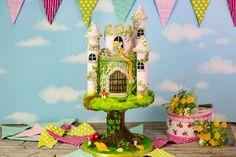 Karen Davies, Baby Mold, Castle Wall, Christmas Characters, Brickwork, Love Cake, Creative Cakes, Gum Paste, How To Make Cake