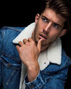 Payton Kellogg Clarke, Men's Fashion, Style, Clothing, Male Model, Good Looking, Beautiful Man, Guy, Handsome, Hot, Sexy, Eye Candy, メンズファッション 男性モデル