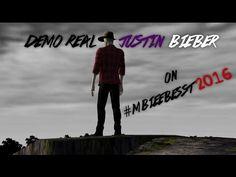 Demo Reel Justin Bieber 3D #MbieEbeest 2016