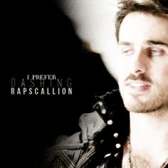 """I prefer dashing rapscallion."" Captian Hook Quotes BAHAHAHAHHAHAAHHAHA!!!"