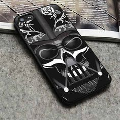 Darth Vader Sugar Skull iPhone 6s 6 6s  5c 5s Cases Samsung Galaxy s5 s6 Edge  NOTE 5 4 3 #movie #starwars br