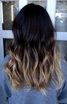 OMBRE HAIR CABELOS