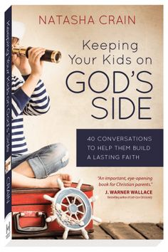 """An """"apologetics written specifically for Christian parents. By Natasha Crain. What Is Evolution, Youth Worker, Christian Apologetics, Christian Families, Christian Kids, Christian Parenting, Teaching Kids, Christianity, Parenting Teens"""