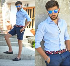 whole outfit // nautical, summer // Scott Disik