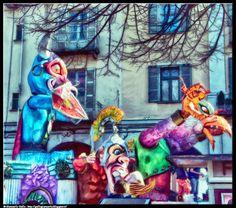 fotografie e altro...: Carnevale Pinerolo 5 - photographic processing (27...