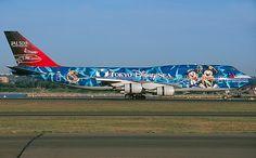 # JAL Disney Express everywhere Promtion-Joy Richard Preuss Video Camera