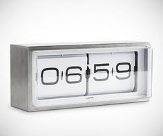 Fancy - Brick Flip Clock